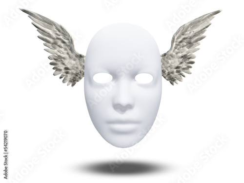 Winged Mask