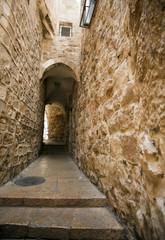 Old Jerusalem Alley