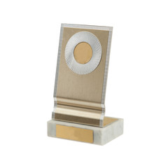 Old award isolated