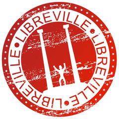 Stamp - Libreville, Gabon