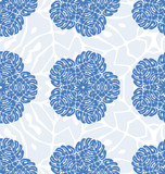 .Seamless ornament pattern vector tile