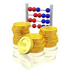 Finanzmathematik - Symbol