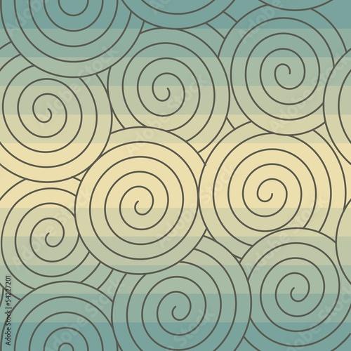 Abstract seamless pattern © pgmart