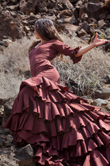flamenco in the malpais