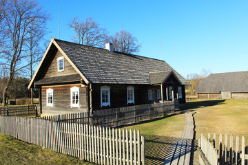Ethnographic farmstead
