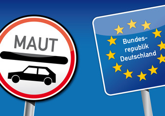 PKW Maut Deutschland