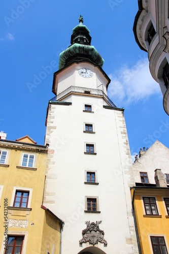 Bratislava, Slovakia - St Michael's Gate