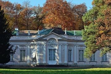 Amalienburg im Nymphenburger Park | München