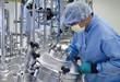 Leinwandbild Motiv Chemielaborant
