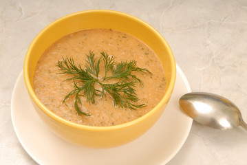 thick soup