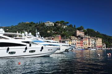 Portofino, famous small town near Genova, Italy