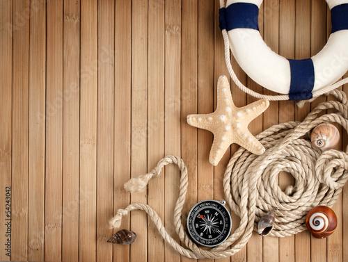 Marine still life. - 54243042