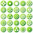 25 Green Gears