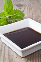soia in salsa
