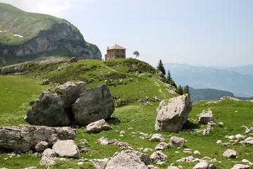 Refuge de la Tournette, Haute-Savoie