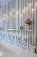 coffee pastry interior