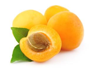 Sweet apricots