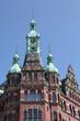 historisches Gebäude in Hamburg, Deutschland