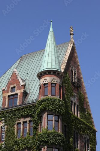Mehrfamilienhaus in der Speicherstadt, Hamburg
