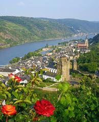 Oberwesel am Rhein - Mittelrheintal