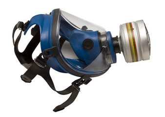 Isolated Gas Mask