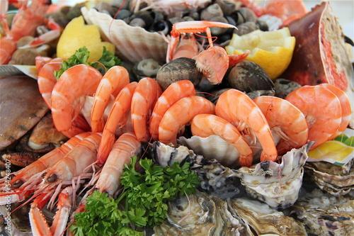 Fruits de mer - 54248407