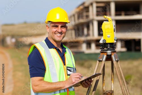 senior land surveyor