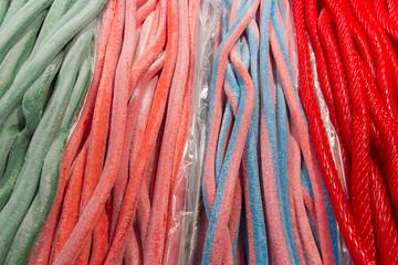 Golosinas de colores