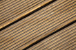 Wooden Deck Closeup