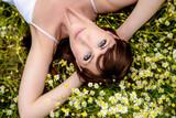 Fototapety relaxing spring