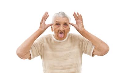 foolish grandma