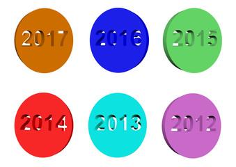 2014,2015,2016,2017 pullar