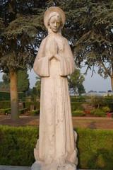 Die weiße Jungfrau