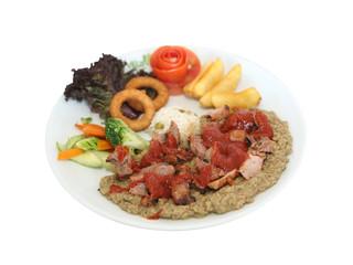 Patlıcanlı Ali Nazik Kebap