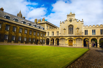 Art Cambridge University and College Chapel