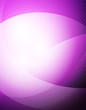 Purple business vector wave