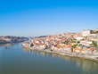 old town of Porto from above, Portugal