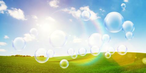 carefree bubbles