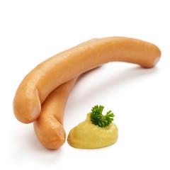 Bockürste mit Senf