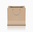 Brown Shopping Bag