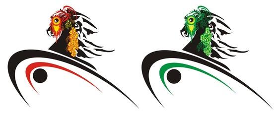 Monster horse symbol