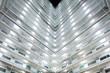 Twin tower type of public housing in Hong Kong