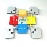 Fototapety CRM jigsaw