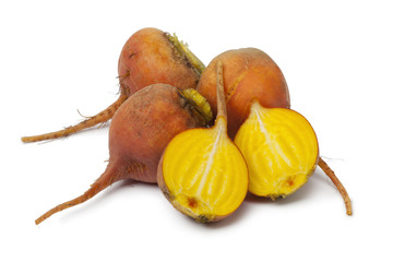 Yellow beets