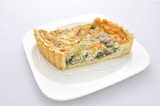 Piece of Spinach Tarts