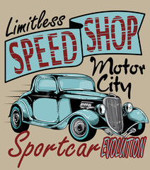 Speed shop © giulianocoman