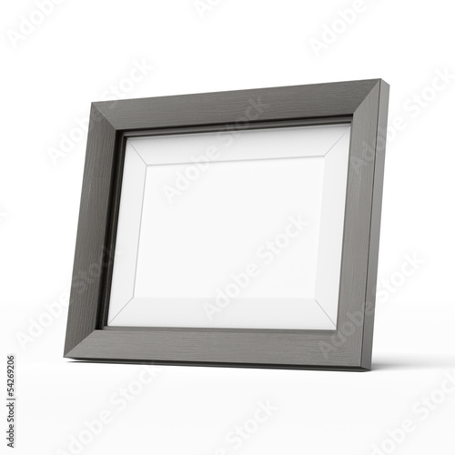 wooden picture frame - 54269206