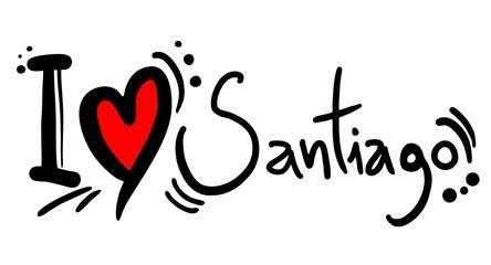 Love Santiago