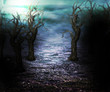 Dark Fantasy Background