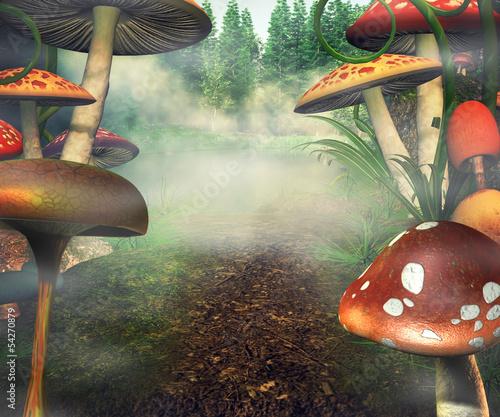 Fantasy Backdrop